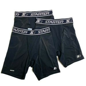 Starter sports boxers pack of 3